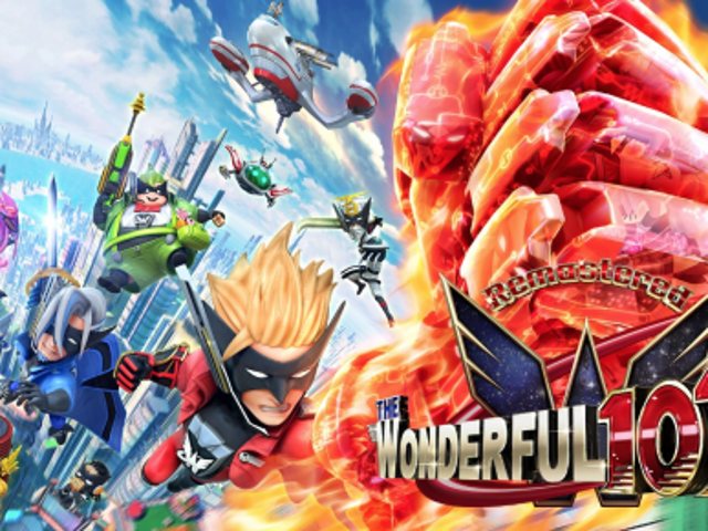 The Wonderful 101: Remastered's physical release for North America and Europe has been delayed due t