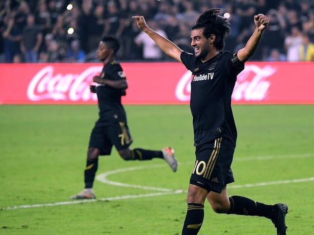 Carlos Vela et LAFC ont finalement vaincu Zlatan et la galaxie de Los Angeles