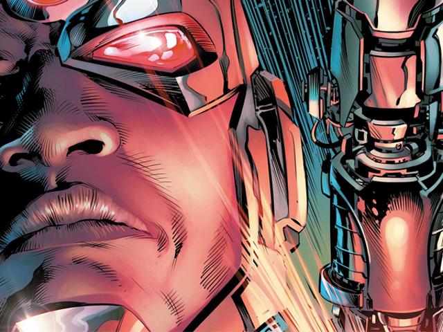 DC Universe'sDoom Patrol Has Cast the Next Live-Action Cyborg