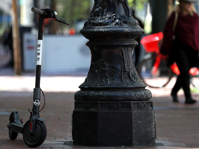 E-Scooter Startup Bird: We're Sorry for Sending Wild Legal Threats to Media Over Scooter Hacks