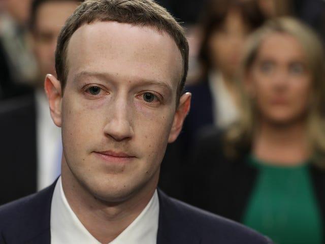 Facebook và Instagram Cuối cùng đã cấm chủ nghĩa dân tộc trắng và chủ nghĩa ly khai trắng