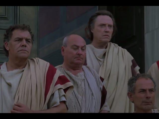 Apa yang Di Neraka Terjadi Untuk Rom Britain?