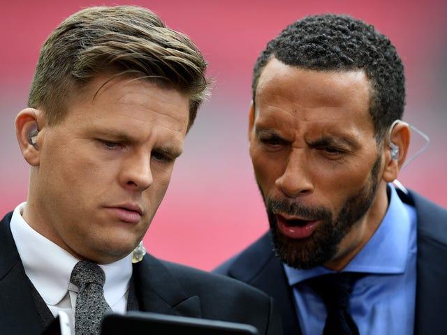 Rio Ferdinand Still Gets Hella Hyped Watching Manchester United Play