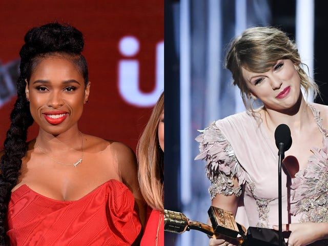 Jennifer Hudson and Taylor Swift Will Get to Be CATS
