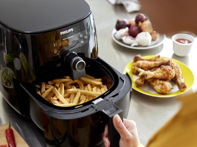 This Philips Airfryer Makes French Fries A Little Healthier