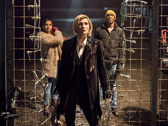 New Images From Doctor Who's Return Tease a Bold Destination for the Doctor
