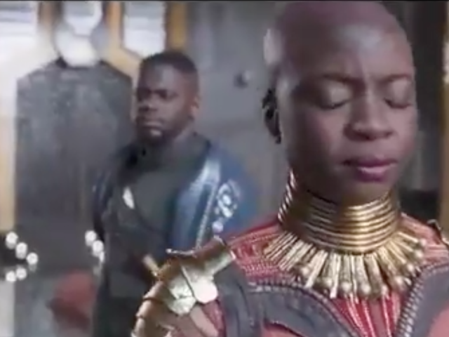Newly Released Deleted Scene From Black Panther Explains W'Kabi and Okoye's Relationship
