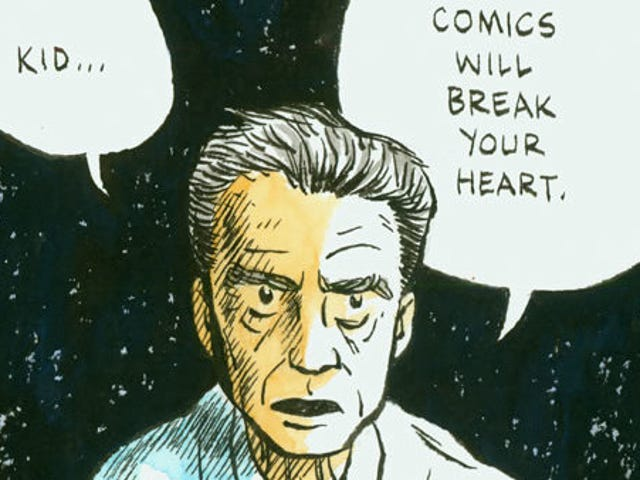 Hypothetical TV: Jack Kirby, the King of Comics