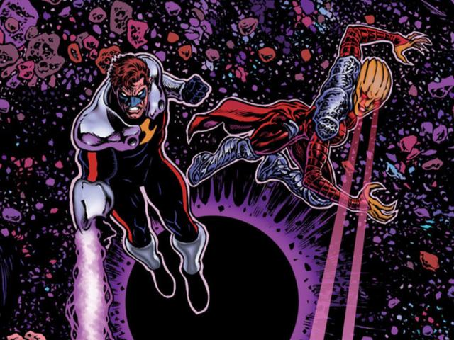 Hal Jordan Joins a Space Cop Cult in Grant Morrison's New Green Lantern: Blackstars