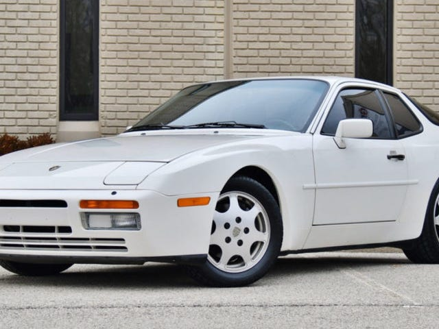 So It's Come To This: Porsche 944s Are Expensive Now Too