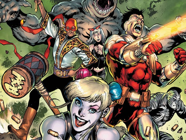 Suicide Squad's relaunch pairs deadly thrills with sharp political commentary