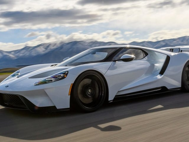 Ford Is Re-Opening the GT Application Process Later This Year