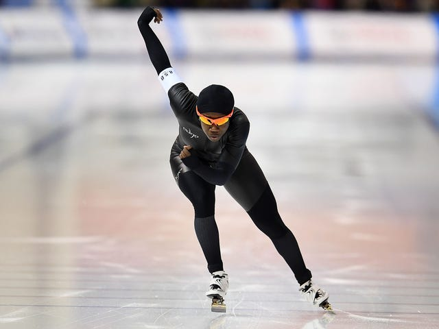 Erin Jackson Earns Olympic Speedskating Spot After Only Four Months On The Ice