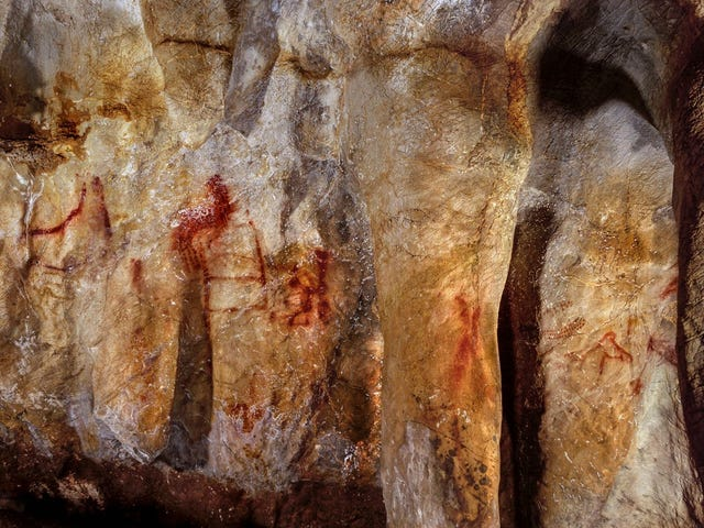 Scientists Who Doubt Neanderthal Art Must Reckon With New Evidence From These Sweet Cave Paintings