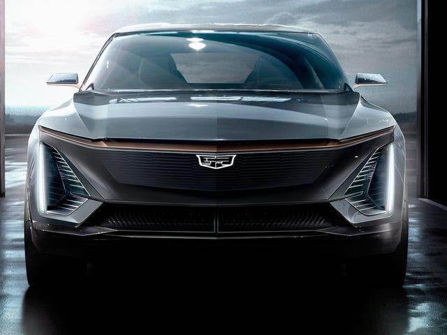 Cadillacs slutligen Ditching Its Flimsy Naming System