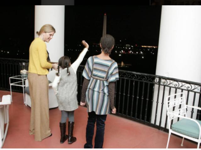 Bush Daughters Pen Γλυκό Επιστολή στα Μάλια και τη Σάσα Ομπάμα