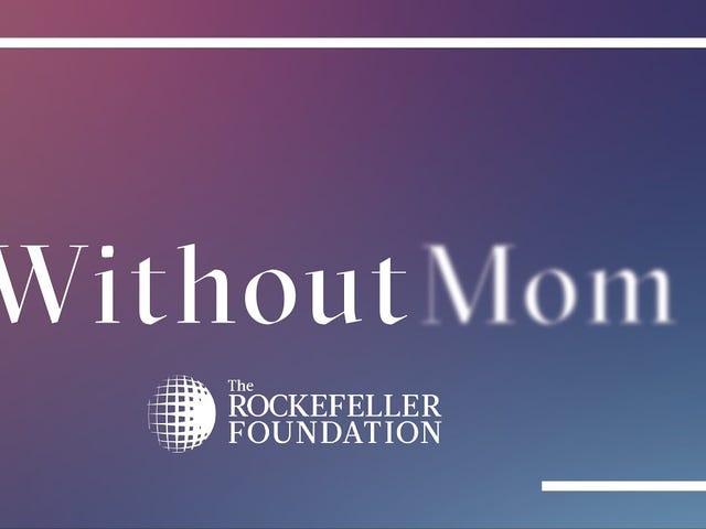 Deze moederdag, vraag jezelf: waar zou je zijn #WithoutMom?