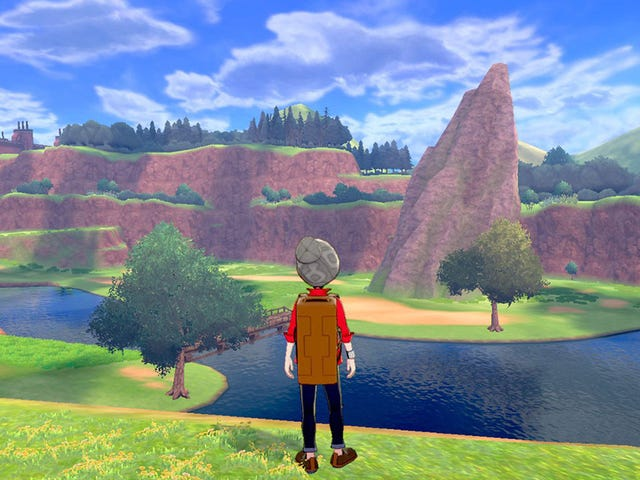 Baby Pokémon Get Dynamax Versions In Sword And Shield's Wild Area