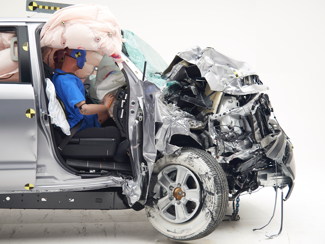 How Your Car Gets Crash Tested