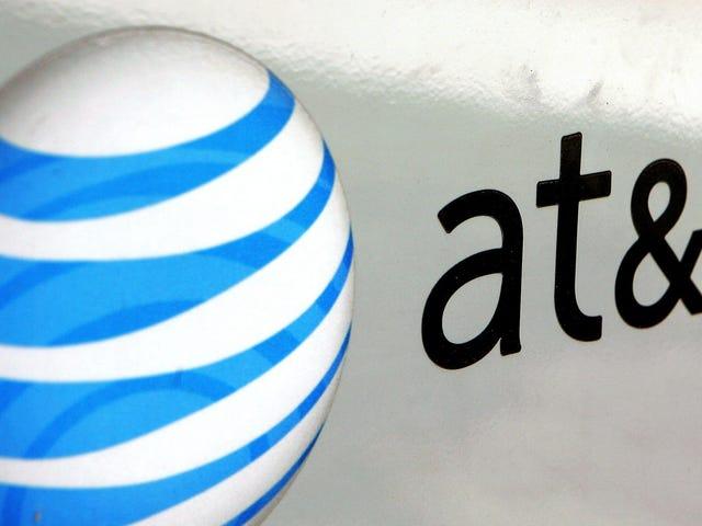 AT & T Outage passe des appels d'urgence et des SMS dans plusieurs États