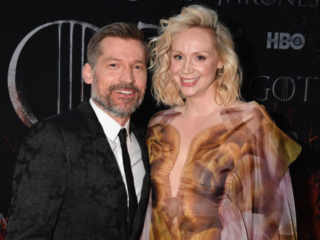 Gwendoline Christie called Game Of Thrones' ending years ago, was scoffed at by Nikolaj Coster-Waldau