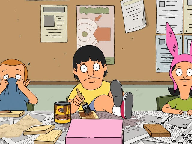 Tina learns the dangers of disruption in an all-business Bob's Burgers