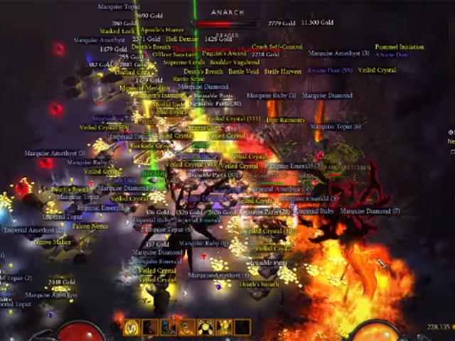 What A Lucky Diablo III Encounter Looks Like