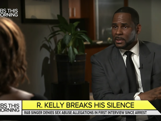 Your R. Kelly Jokes and Memes Ain't Funny