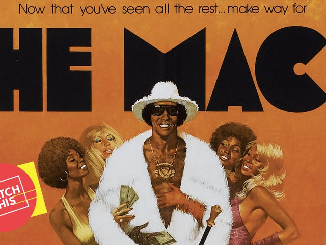 <i>The Mack</i> remains one of blaxploitation'<em></em>s most artistically ambitious films