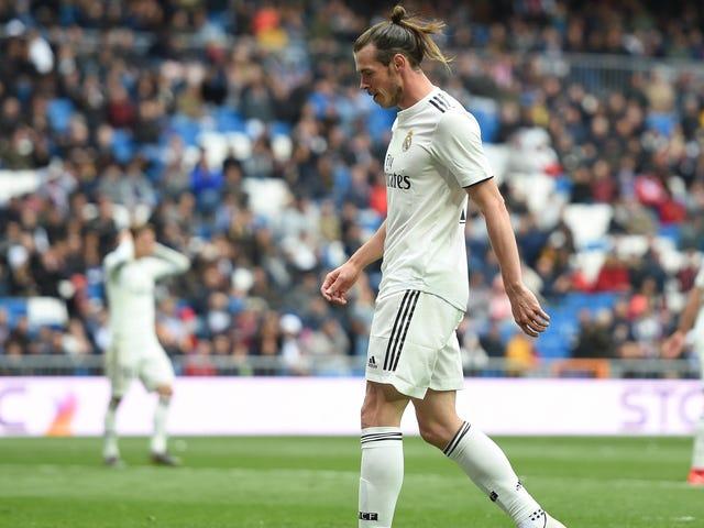 La situation insoutenable de Gareth Bale au Real Madrid touche à sa fin