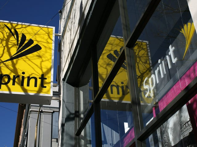 Sprint Convincingly Argues Its LTE Coverage Sucks