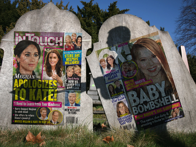 The Tabloids Are Not Alright