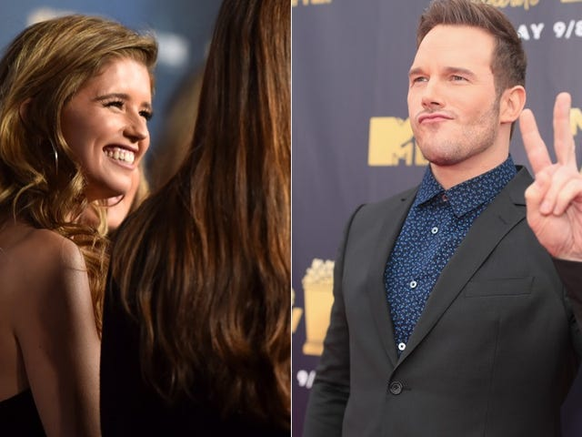 Hold On to Your Breakfast, Chris Pratt and Katherine Schwarzenegger Are Getting Hitched