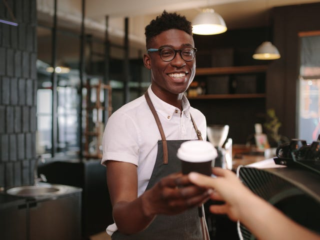 Starbucks presenta la transferencia silenciosa de café