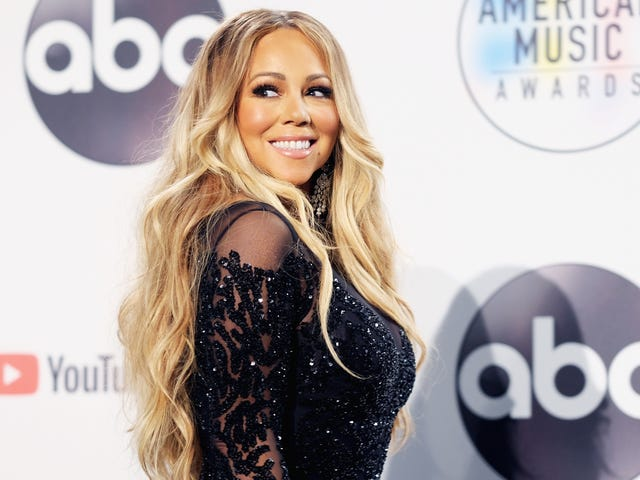 #JusticeforGlitter: 17 Years After It Bombed, Mariah Carey's Fans Make HerGlitter Soundtrack No. 1