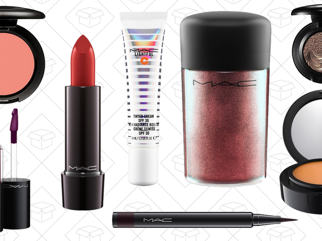Nordstrom Rack Has Over 250 MAC Cosmetics Products on Sale