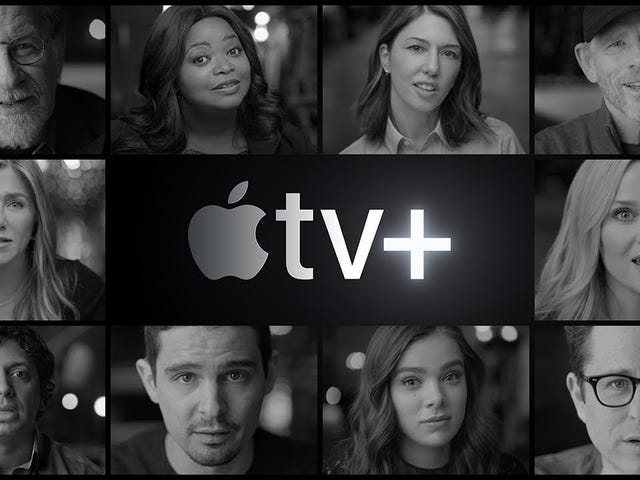La plataforma de televisión de Apple llegará en noviembre a un precio de 9,99 dólares al mes