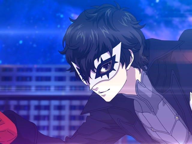 Persona 5 Scramble: Phantom Strikersillä on nyt japanilainen julkaisupäivä ja upouusi traileri