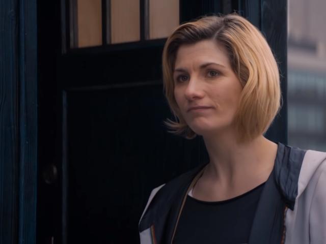 Восстановительная сила чая доказана в этом новом клипе « Doctor Who