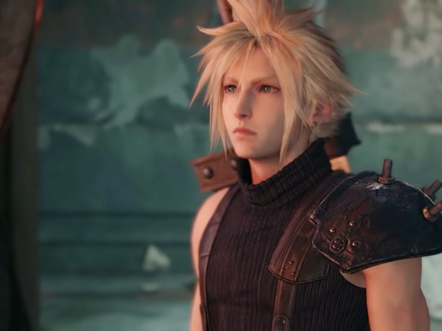 Final Fantasy VII Remake Demo Leaks Online, Dataminers представляют подробнее