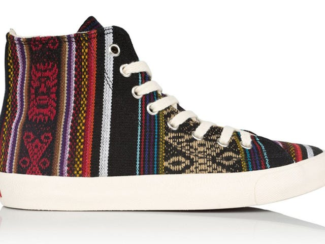 Save 40% On A Pair Of Inkkas: Handmade Travel-Inspired Sneakers (From $29)