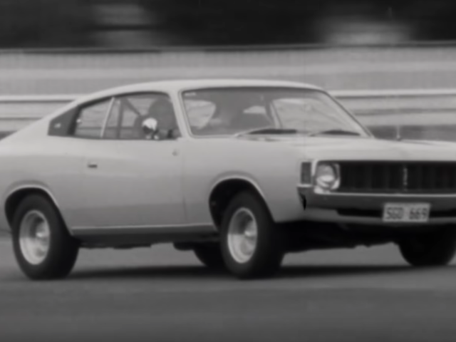 Let Peter Wherrett Explain 'The Supercar Scare' From Behind The Wheel Of A '74 Charger