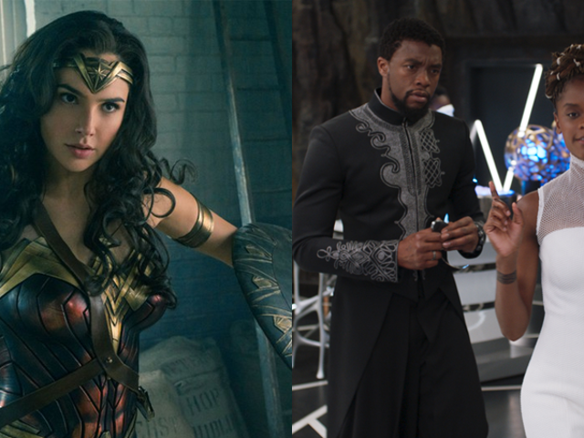 Wonder Woman and Black Panther's Success Has Theater Owners Asking for More Diverse Blockbusters