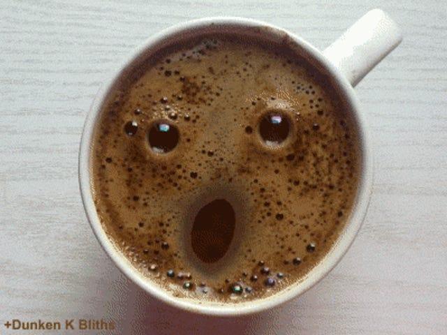 Mmmmm .......... Kahvi