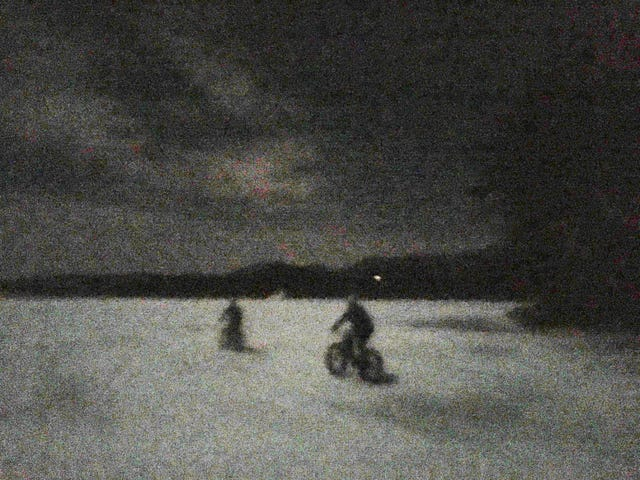 Full Moon Adventures: Lake Biking Edition