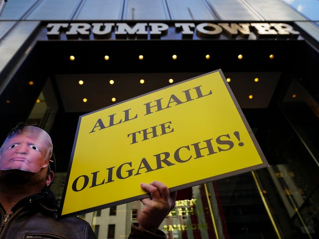 Trump Tower, Once the Crown Jewel of Trump Properties, Is Now One of the Least Desirable Luxury Properties in NYC