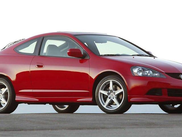 Комментарий дня: Acura RSX мог быть кем-то изданным