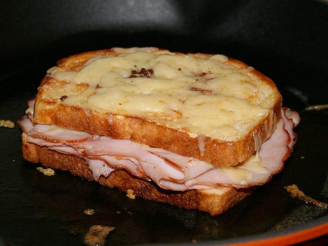 Sandwich du jour: Croque Monsieur