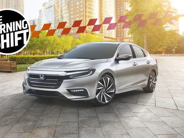 Honda Wants To Make Hybrids Normal