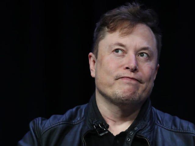 Elon Musk prøver at stoppe reporterens Covid-19-spørgsmål under NASA-opkaldet og siger 'Gå videre'